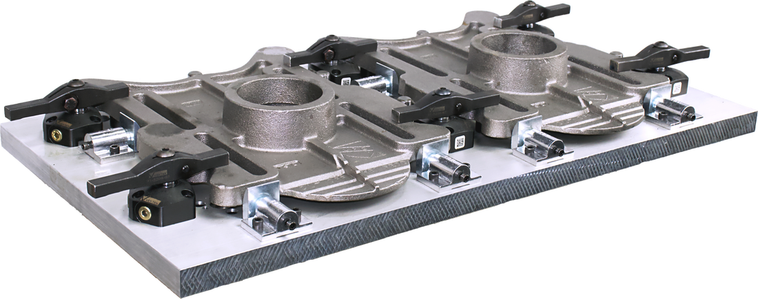 Martin Trunnion Custom Workholding