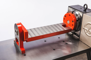 Martin Trunnion Table Workholding